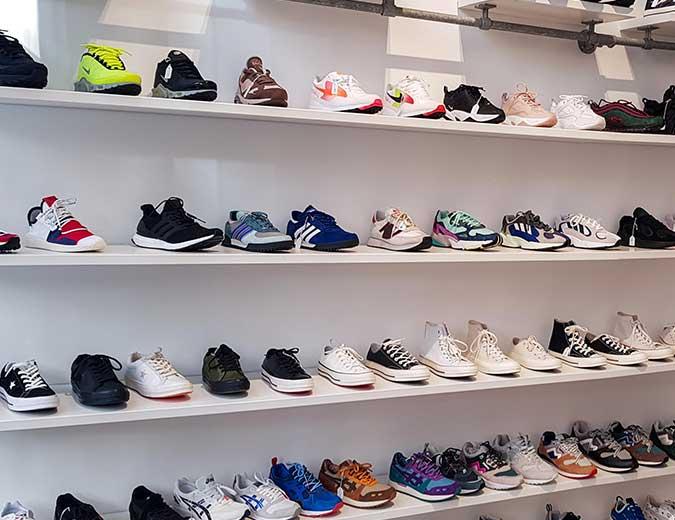 14 best sneaker stores in Amsterdam Travis in Amsterdam